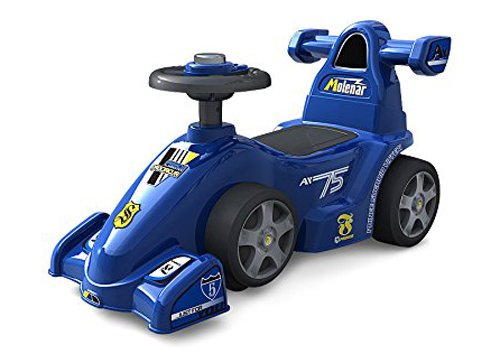 ANDADOR RIDE ON CAR FORMULA AZUL CHIPOLINO