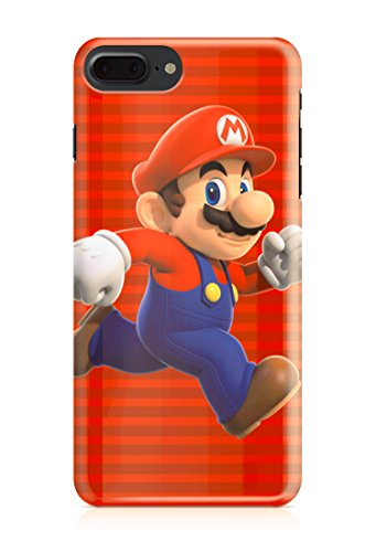 NINTENDO SUPER MARIO LUIGI FUNNY GAME YOSHI Full 3D effect Phone case cover shell for apple Iphone and Samsung-Iphone 5 5S 5SE - 7