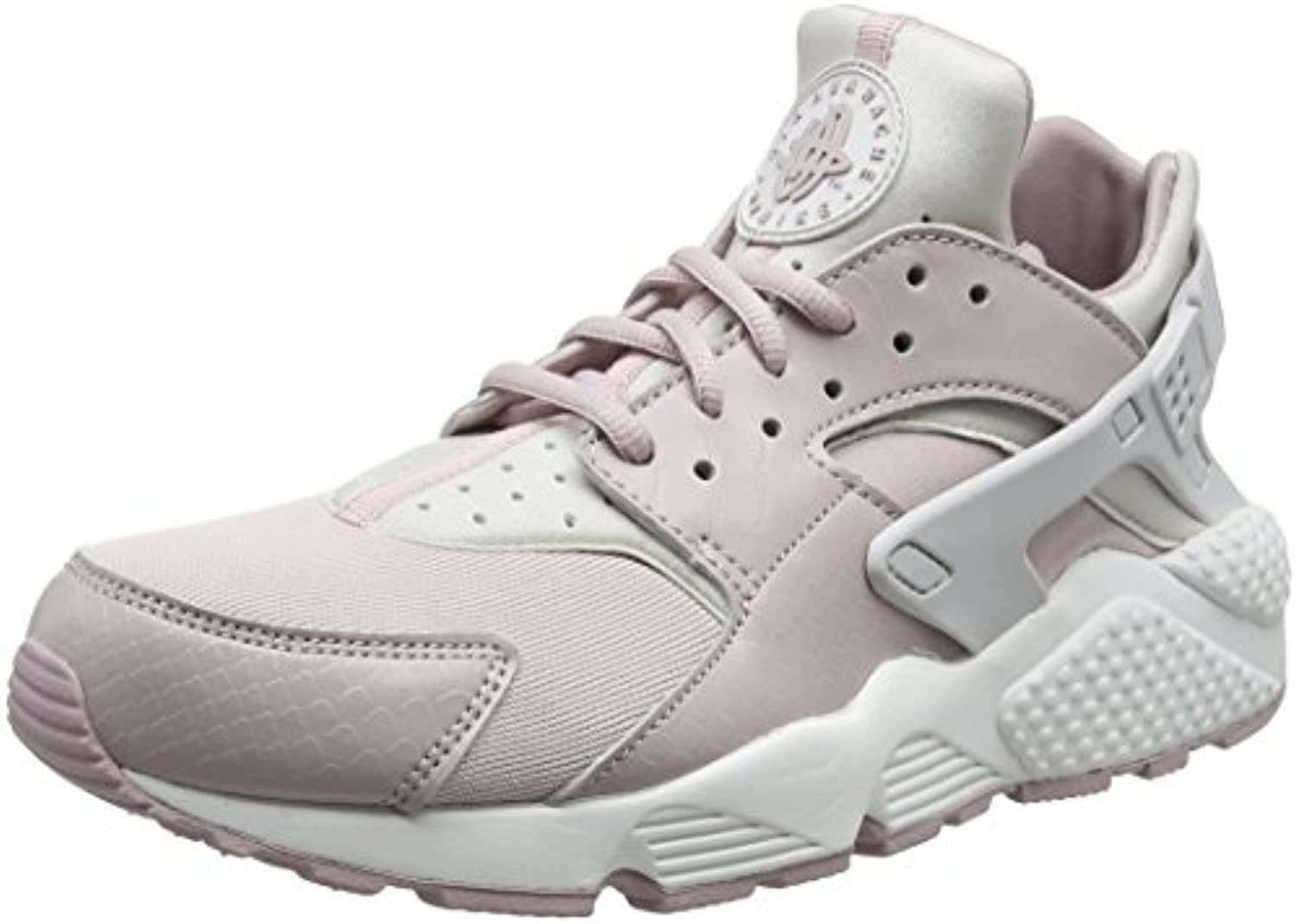Nike Damen Air Huarache Run Fitnessschuhe, Mehrfarbig (Vast Grey/Particle R 029), 44.5 EU