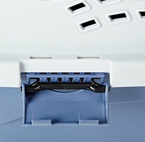 AmazonBasics Transportbox für Haustiere, 2 Türen, 1 Dachöffnung, 58cm - 9