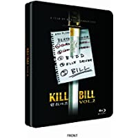 Kill Bill: Volume 2 - Limited Edition Steelbook