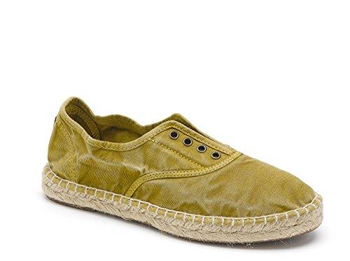 As Natural Materiais Ecológicos E Clássico Eco Em Da Para 620 Mulheres Moda Mundo 604 Para Moda Elegante Chinelos À Preguiçoso Juta Escorregar Sneakers cX5F75q