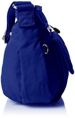 Kipling Damen Syro Tasche, Einheitsgröße Blau (Ink)