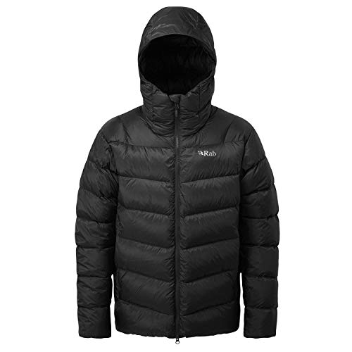 41Zbil3cN7L. SS500  - Rab Mens Neutrino Pro Jacket Lightweight Warm Water-Repellent Winter Jacket Mountain Use Down Filling