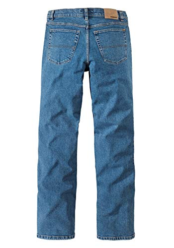 Paddocks Paddock\'s Ranger Jeans Herren, Stone, Stretch Denim, Gerader Schnitt (W40/L32)