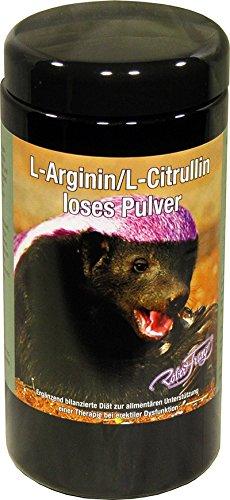 L-Arginin als Pulver by Robert Franz 500gr