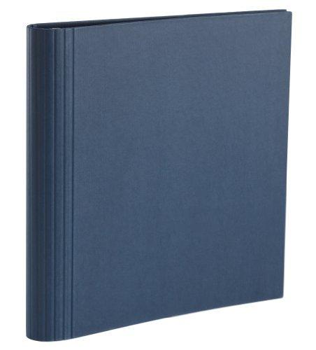 Cartella foto verticale a 4 anelli blu marina +++ RACCOGLITORE FOTOGRAFIE +++ qualità originale SEMIKOLON
