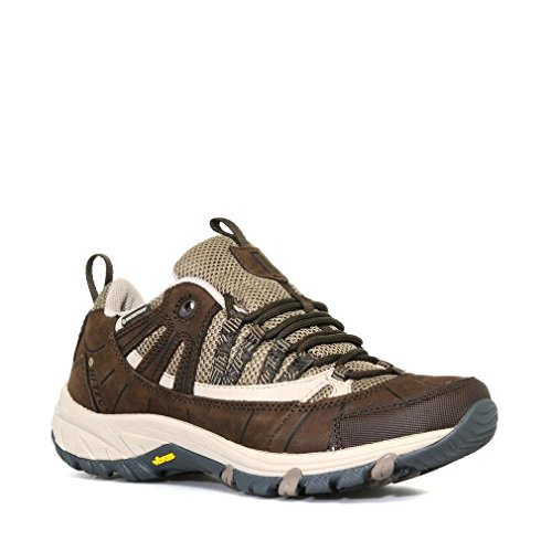 Hi-Tec Harmony Lace Women's WP Chaussure Trial brown