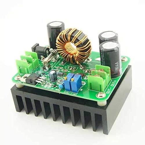 DC-DC 600 W DC IN 10-60 V Out 12-80 V Boost Wandler Step-up Auto Modul Mobile Stromversorgung DC-Modul 600w Wandler