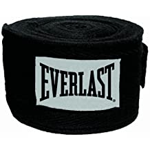 Everlast 4454BK - Venda elástica, color negro