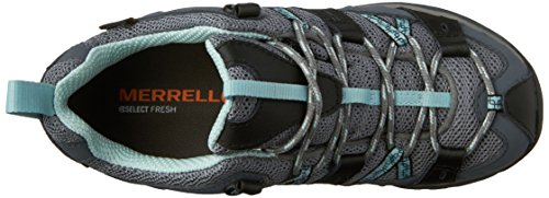 Merrell Siren Sport Gore-tex, Women's Low Rise Hiking Shoes, Grey (Sedona Sage), 6.5 UK (40 EU)