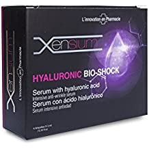 XENSIUM Bio-shock Hyaluronic 4 ampollas x 3 ml