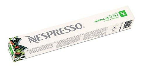 NESPRESSO Capsule Linea Originali - AURORA DE LA PAZ, COLOMBIA - EDIZIONE LIMITATA 2017 - 50 x capsule