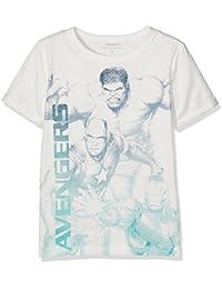 NAME IT Nitavengers Hal Ss Top Nmt Wdi, Camiseta para Niños