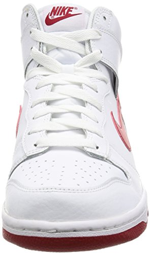 Nike Dunk Hi, Chaussures De Sport Pour Homme Blanches