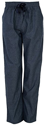 MG-1 Herren Web Pyjamahose Schlafanzug Hose Homewear kariert Farbwahl Design 3