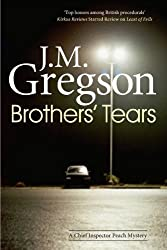 Brothers' Tears (A Percy Peach Mystery) by J. M. Gregson (2015-10-29)