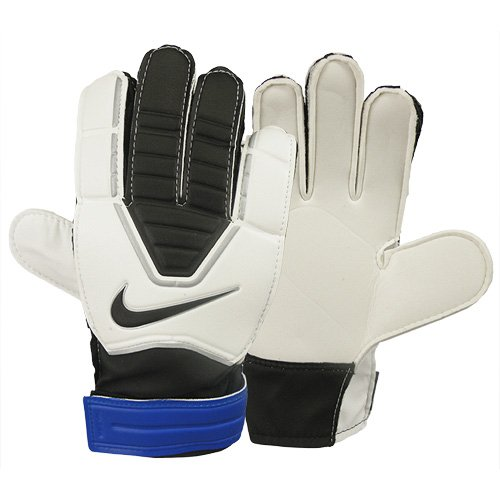 Nike Jr. Grip Kinder- Torwarthandschuhe / GS0234-107 Farbe: White/Photo Blue