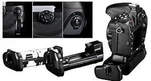 Kaavie - Grip d'alimentation/Batterie grip (comme MB-D12) professionnell pour Nikon D800 / D800E / D800S Digital SLR Camera - poignée d'alimentation pour Nikon D800 / D800E / D800S