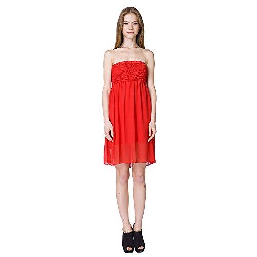 years-calm-vestido-cuello-halter-sin-mangas-para-mujer-rojo-rosso-talla-unica