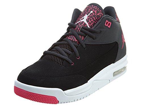 Nike Air Jordan 1 Low, Scarpe da Fitness Uomo Nero