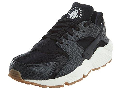 Nike 683818-011 Sneaker Femme black/black-sail-gum med brown