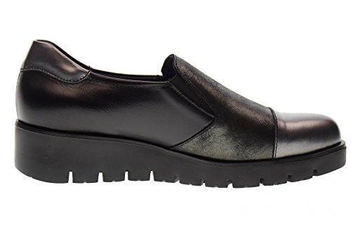 Callaghan 89817 Sneaker Frau Piombo / Acciaio