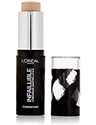 L'Oreal Paris Vanilla Infallible Shaping Stick Foundation Number 130, 9 g