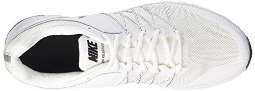 Nike Air Relentless 6, Scarpe Running Uomo Bianco (White/black)