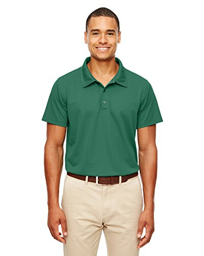 Team Herren Poloshirt XS SPRT DARK GREEN