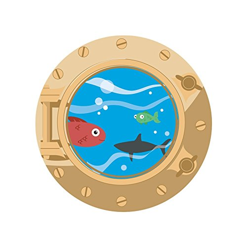 stickers-pirate-hublot-poissons-dore