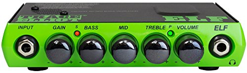 TRACE ELLIOT Elf Head Bass-Topteil 200Watt/4Ohm