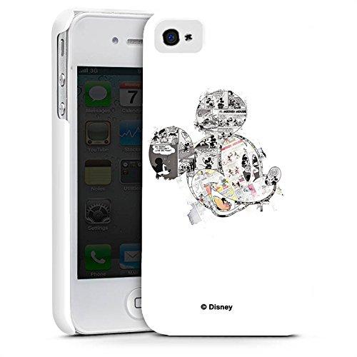 Apple iPhone SE Hülle Case Handyhülle Disney Mickey Mouse Merchandise Geschenke Premium Case glänzend