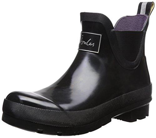Joules Damen X_Wellibob Gummistiefel, Schwarz (Black), 39 EU (Boots Ankle Am Besten)