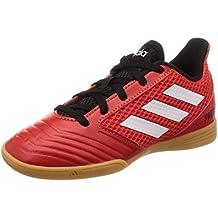 2e00a6d27a8 Amazon.es  zapatillas predator adidas - Rojo