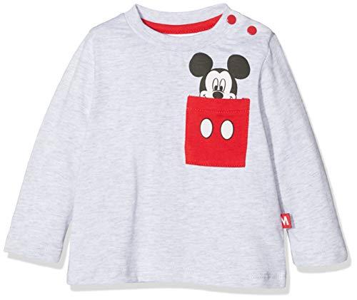 ungen 4731 T-Shirt, Grau Gris, 3-6 (Herstellergröße: 6 Monate) ()
