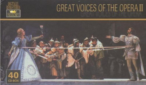Great Voices of the Opera 2