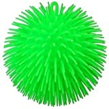 KHC Smile Face Puffer Ball With Flashing Light (Pack Of 2)