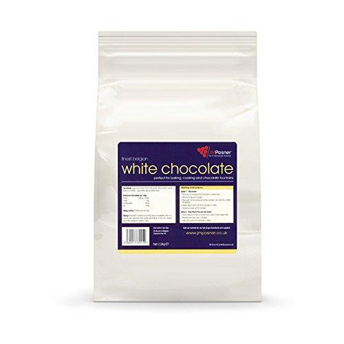 JM Posner di cioccolato bianco 2,5 kg