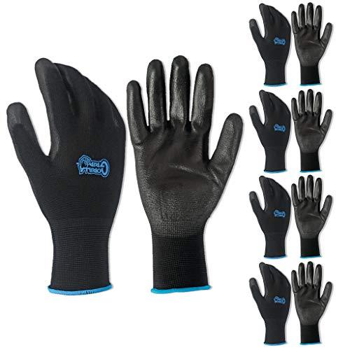 Grease Monkey Gorilla Grip 5 Pack Gorilla Grip Handschuhe (breit)