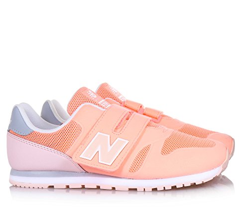 New Balance KA 373 Kids CRY Coral Orange CR - Coral