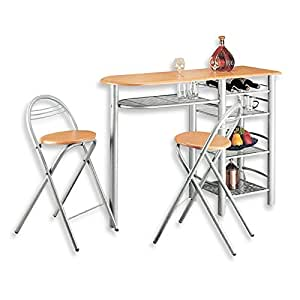 roller bartischgruppe else buche tresen theke. Black Bedroom Furniture Sets. Home Design Ideas