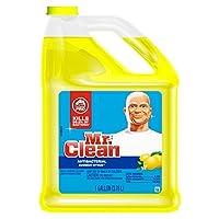 Mr. Clean Mr. Clean Multi-Surfaces Summer Citrus Antibacterial Liquid Cleaner 128 Fluid Ounce Bottle by Mr. Clean