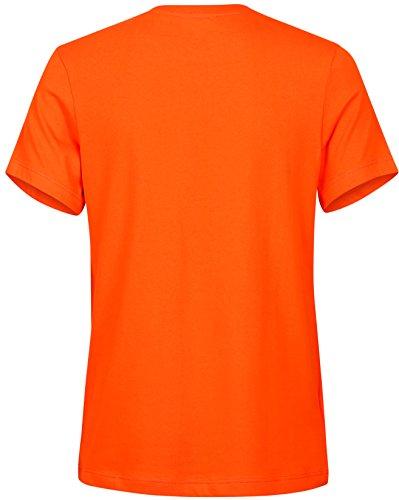 Lacoste Classic Uomo Maglieria / T-shirt Wave Red/White (JTD)