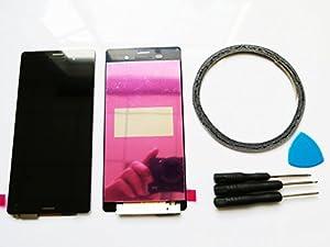 Für Sony Xperia Z2 L50W D6502 D6503 LCD Display Digitizer Touch Screen Assembly+Werkzeug & Klebeband
