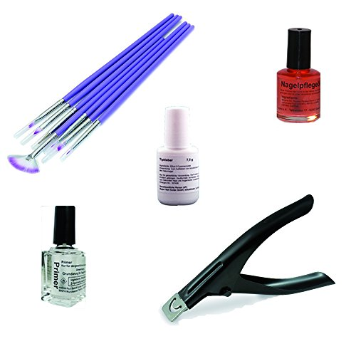 UV Gel Set - 5