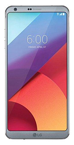 LG LGH870.APOCPL Smartphone G6 (Quad Core, 32GB, 4GB RAM, Single SIM, Tri-Kamera, 4G, 14,47 cm (5,7 Zoll)) Platin