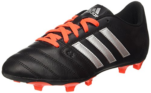 adidas Herren Gloro 16.2 FG Fußballschuhe Schwarz (Core Black/Silver Metallic/Solar Red) 38/39 EU