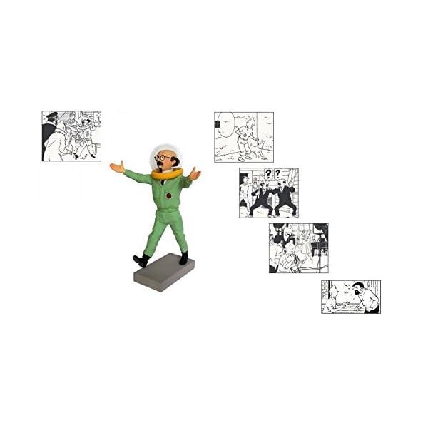 Fariboles Figura Tintín Tornasol Moulinsart Objetivo: La Luna - 44018 (2015) 2