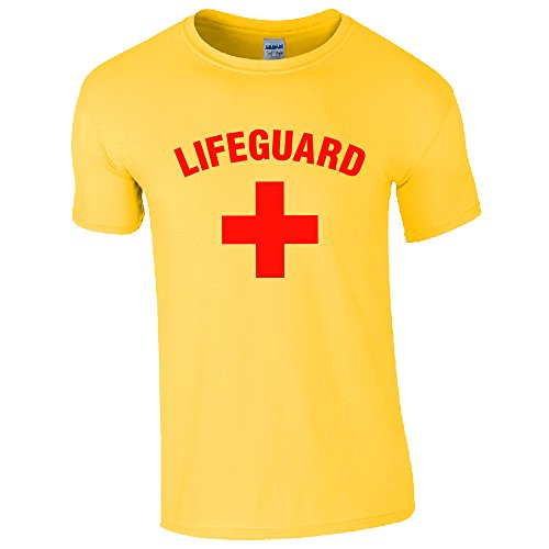 title - Lifeguard Kostüm Herren